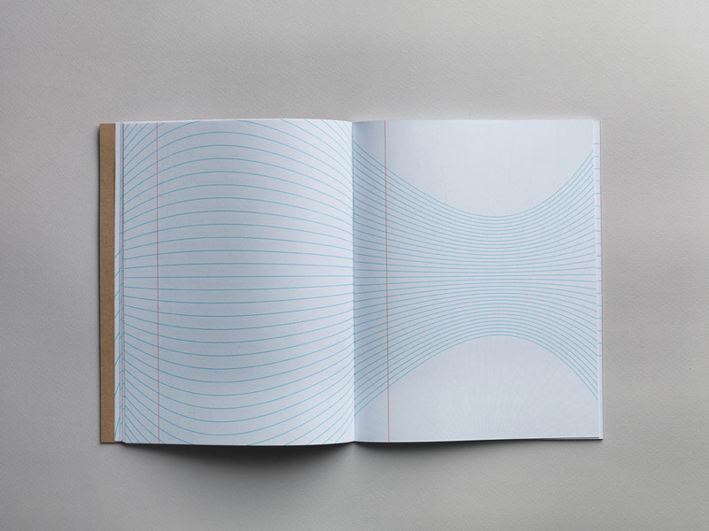 This Notebook Encourages People to Draw Outside theLines