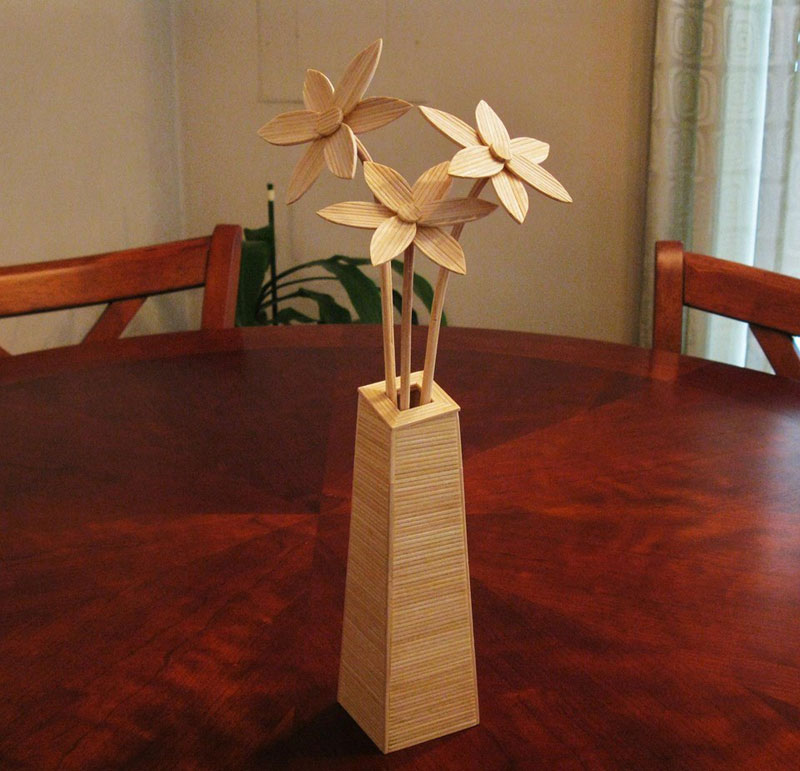 toothpick sculptures by bob morehead (1)