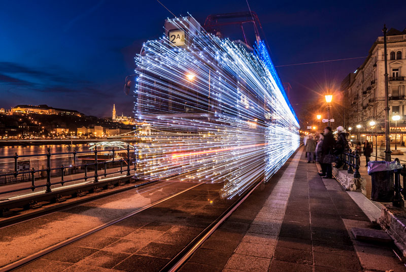 Picture of the Day: Trolley Goes Back to theFuture
