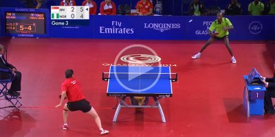 This is What a 41-Shot Table Tennis Rally LooksLike