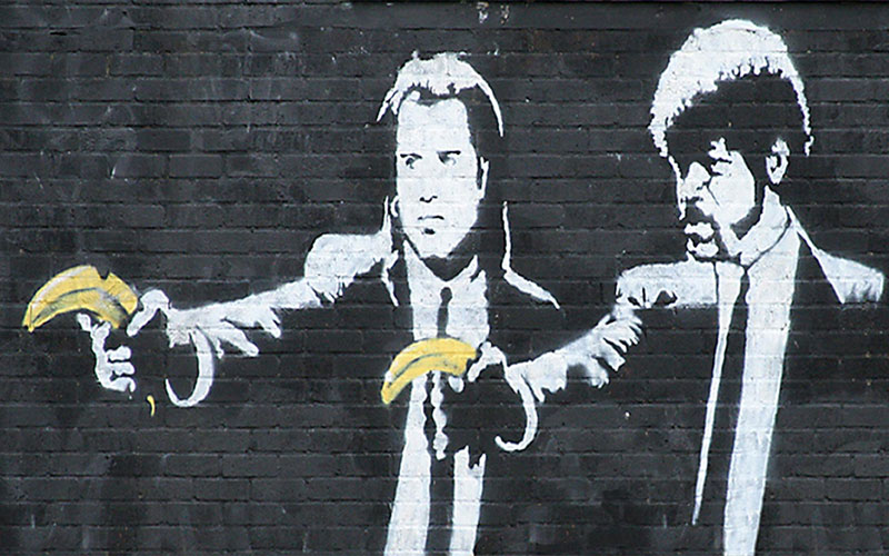 The Ultimate Banksy Gallery 127 Photos TwistedSifter