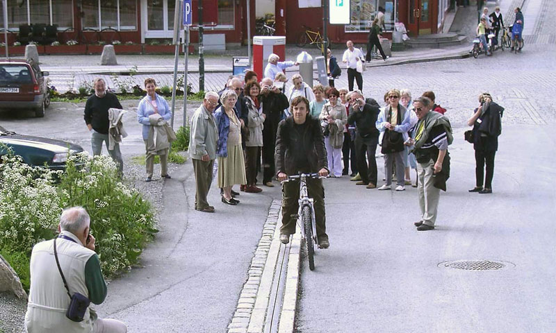 bike escalator lift in trondheim norway cyclocable (9)
