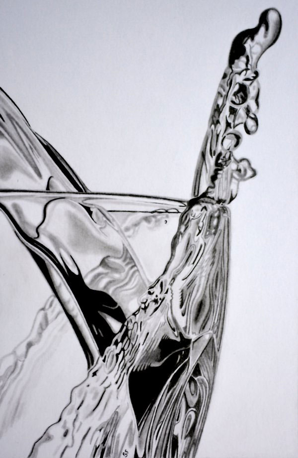 cheers   by paul stowe An Artist Drew These With Just A Pencil