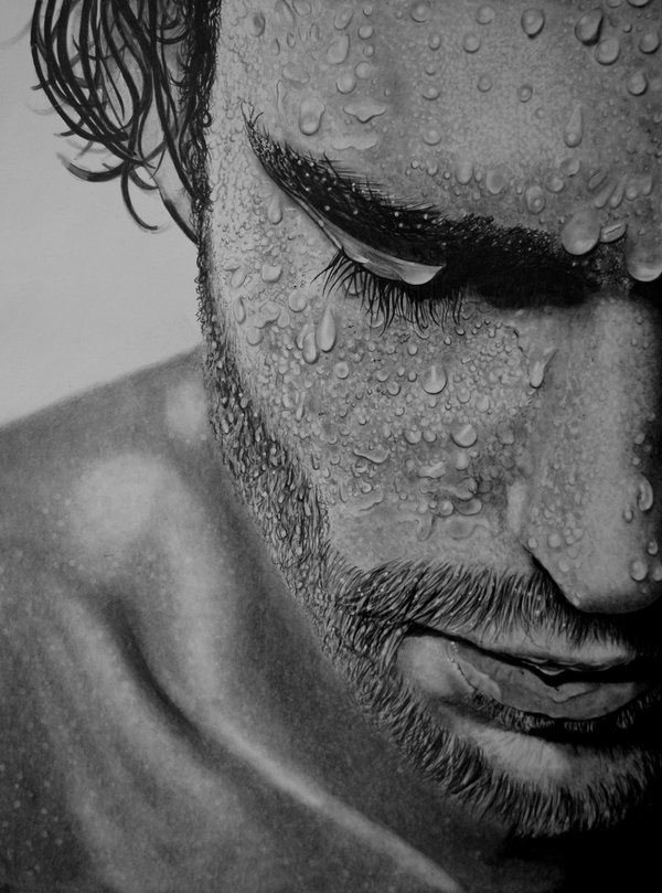 contemplation by paul stowe An Artist Drew These With Just A Pencil