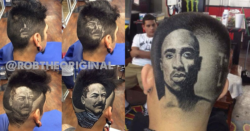 The Craziest Haircuts You Will See Today