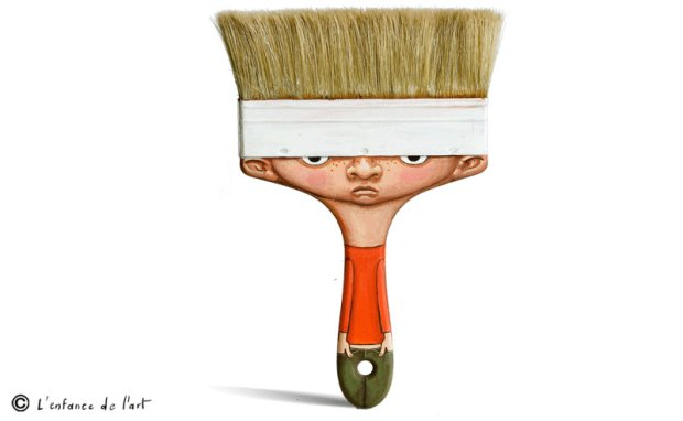 Household Objects Transformed Into Cartoon Characters by gilbert legrand (10)