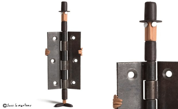 Household Objects Transformed Into Cartoon Characters by gilbert legrand (13)