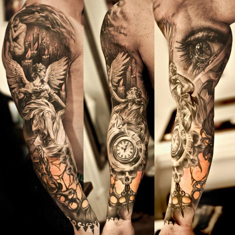 detailed tattoos - photo #4