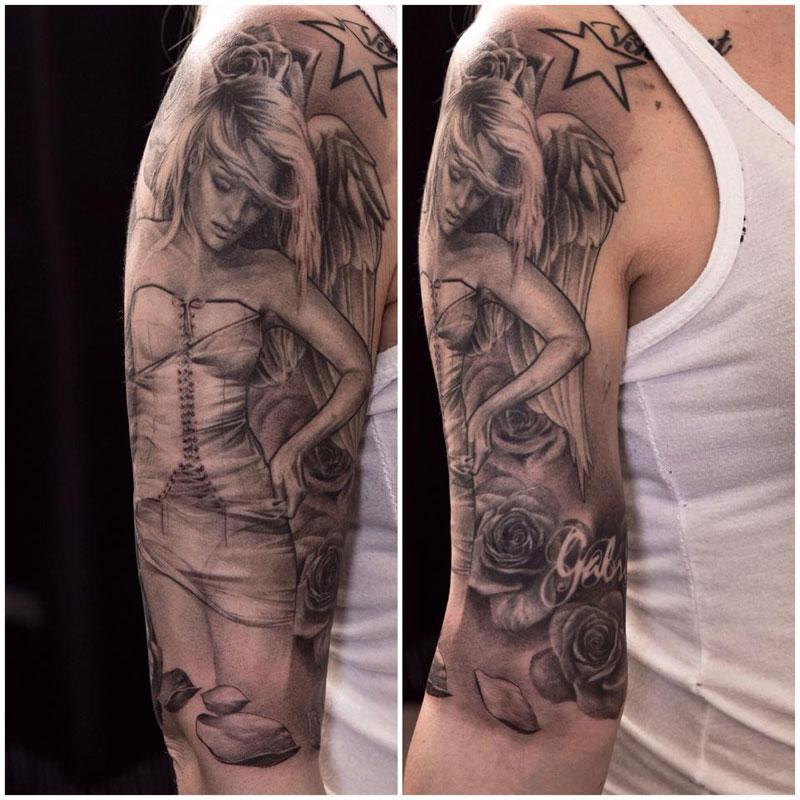 detailed tattoos - photo #13