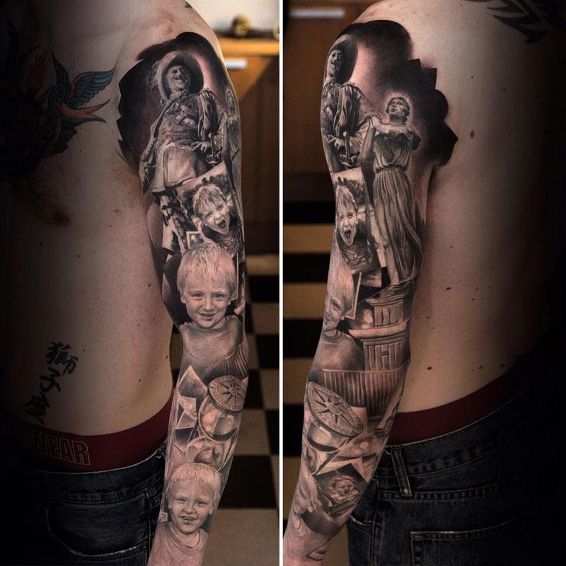 hyperrealistic tattoos by niki norberg (15)