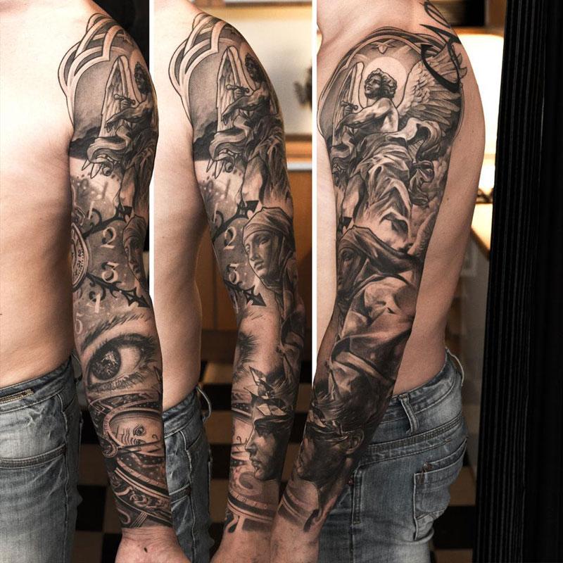 hyperrealistic tattoos by niki norberg (17)