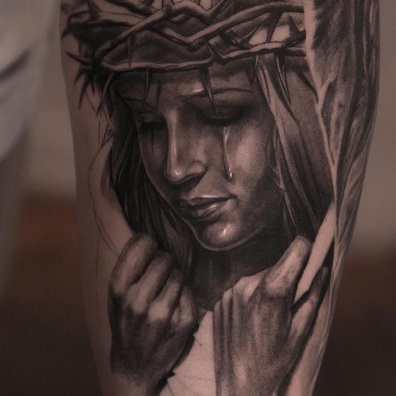 hyperrealistic tattoos by niki norberg (7)