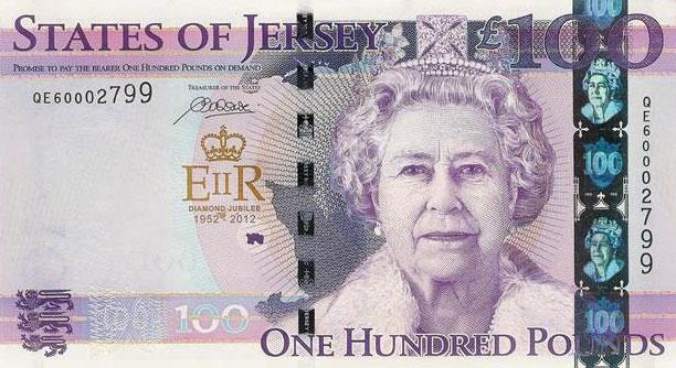 100 englische pfund
