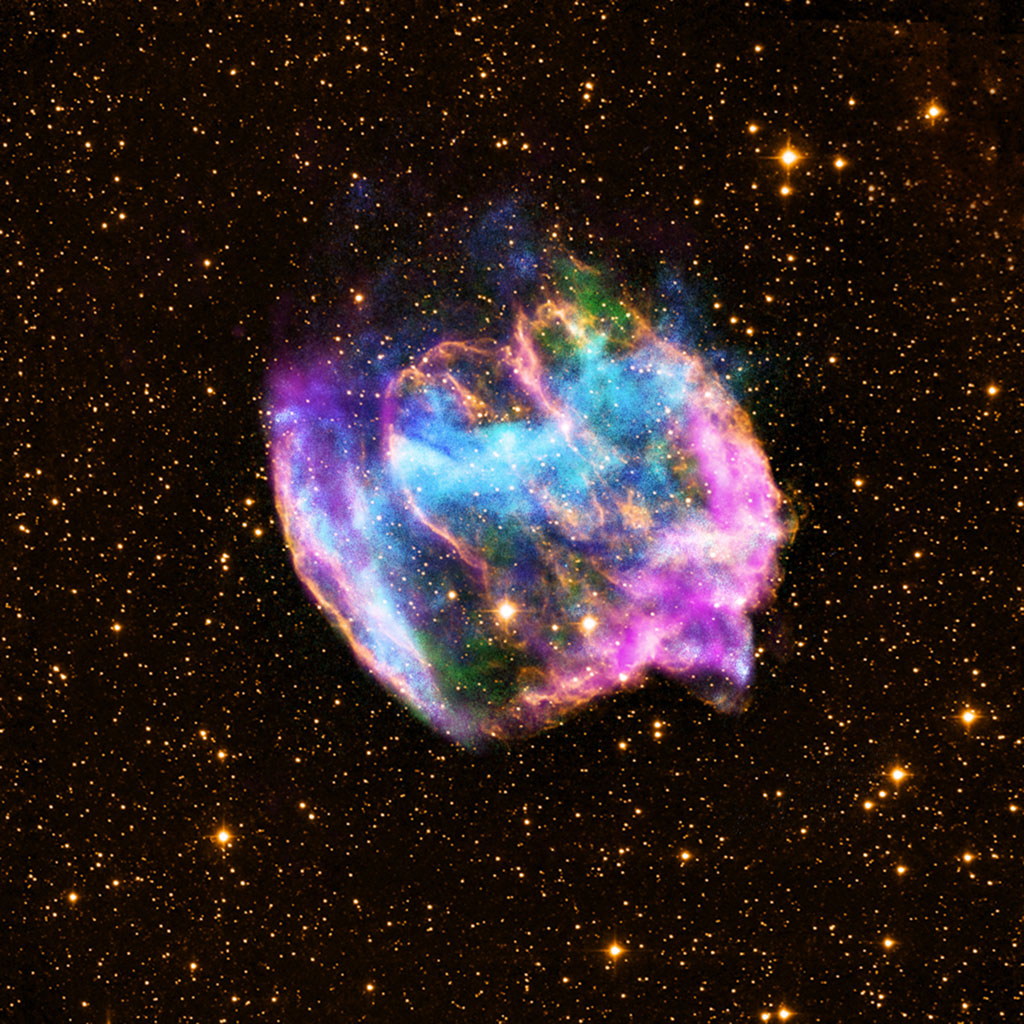 Happy 15th Birthday Chandra X-Ray Observatory «TwistedSifter