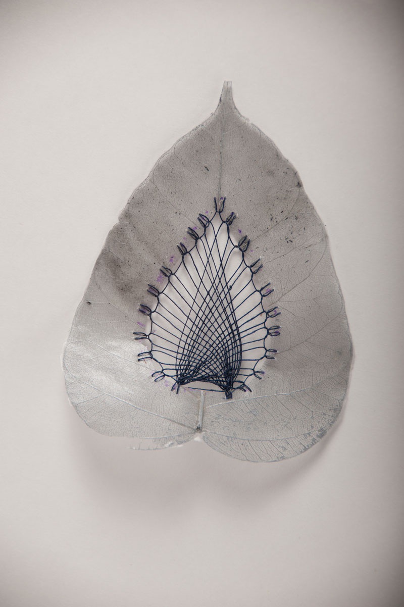 stitched leaves by hillary fayle (5)