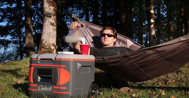 "This ""Cooler for the 21st Century"" has Already Raised $5M on Kickstarter"