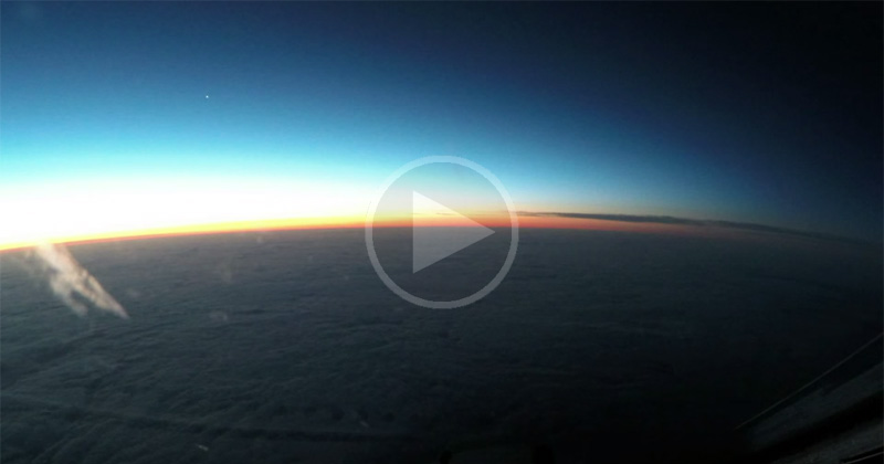 From Tokyo to San Francisco in 83Seconds