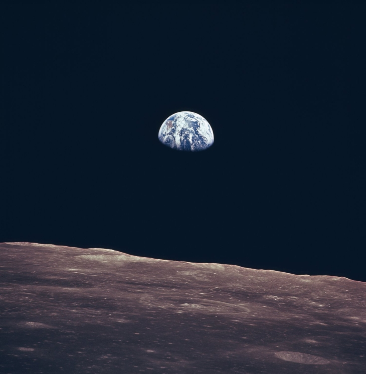 view of earth from moon apollo 11 july 20 1969