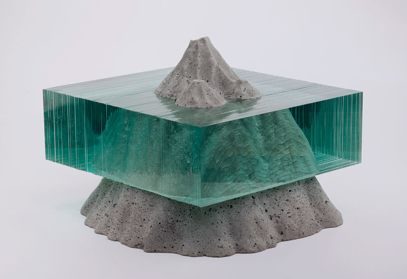 waves of cut glass by ben young (2)