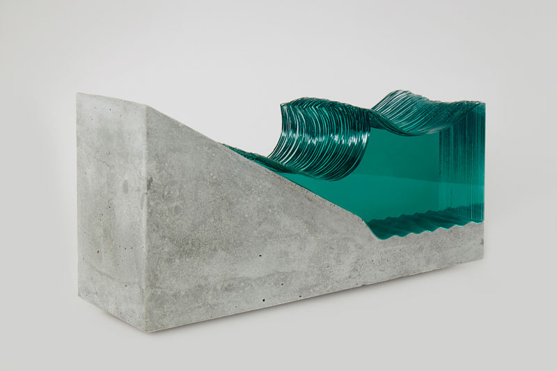 waves of cut glass by ben young (4)