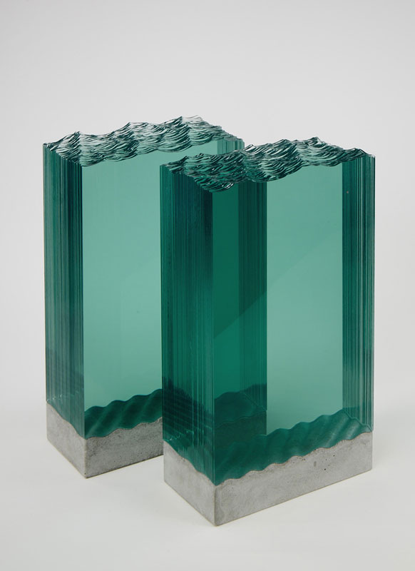waves of cut glass by ben young (5)
