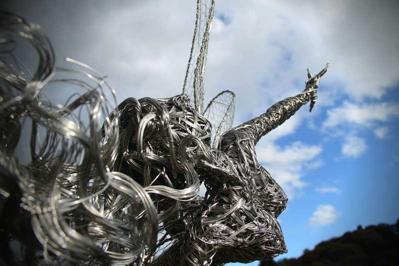 wire fairy sculptures by robin wight (4)