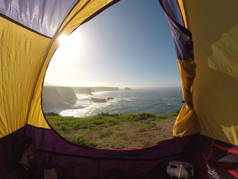 15 reasons why you'll never regret sleeping in a tent (1)