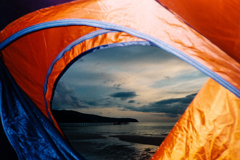 15 reasons why you'll never regret sleeping in a tent (14)