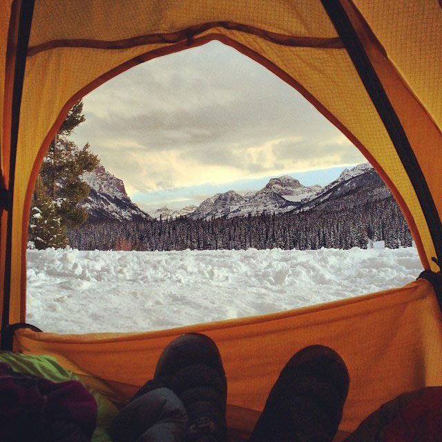 15 reasons why you'll never regret sleeping in a tent (3)