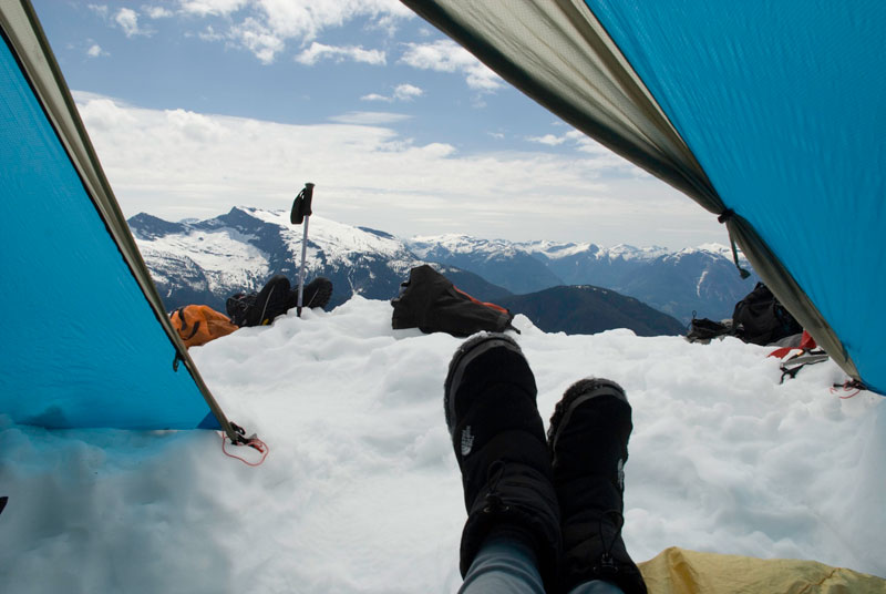 15 reasons why you'll never regret sleeping in a tent (5)