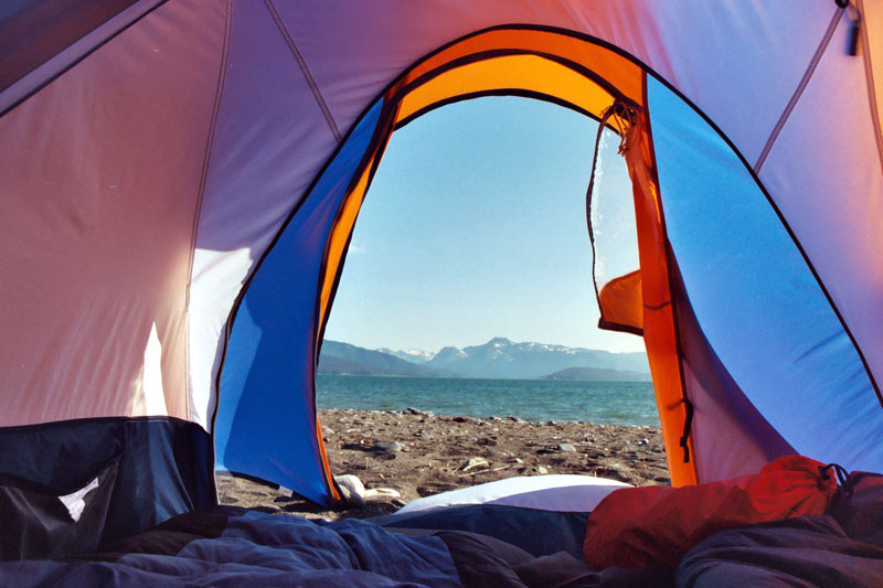 15 reasons why you'll never regret sleeping in a tent (8)