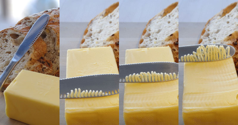 If You Keep Your Butter in the Fridge You Need thisKnife
