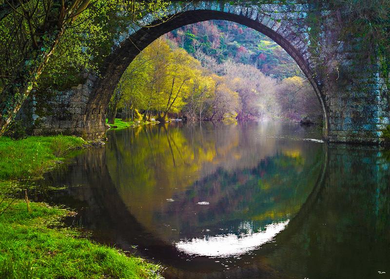 Picture of the Day: Ferreirós do Dão Village, Portugal