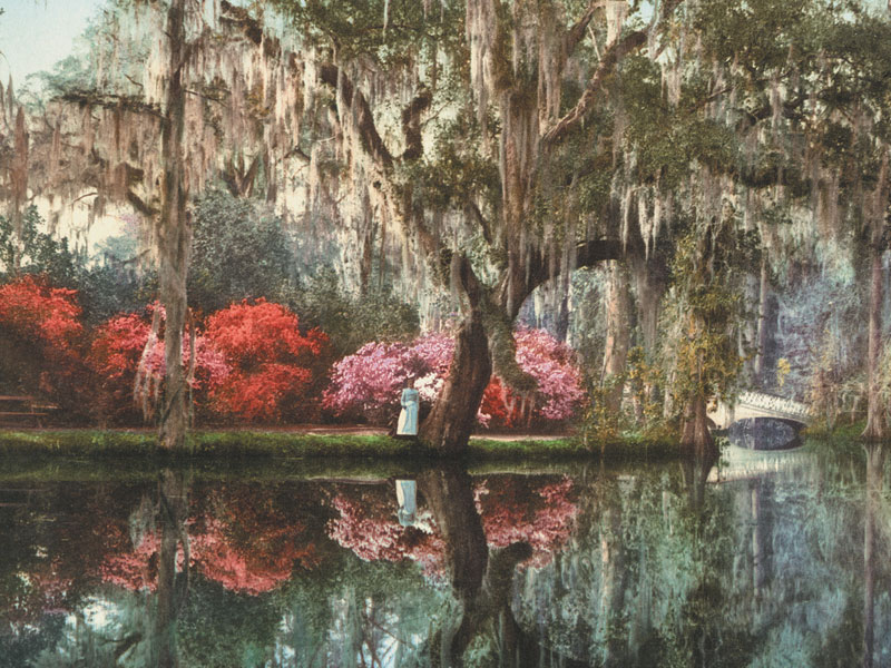 Rediscovering the First Color Photographs of the United States