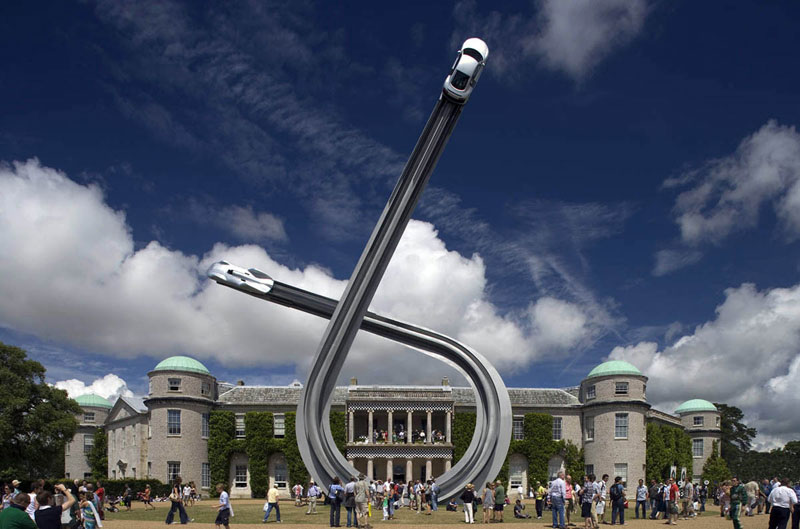goodwood festival of speed sculptures by gerry judah (11)
