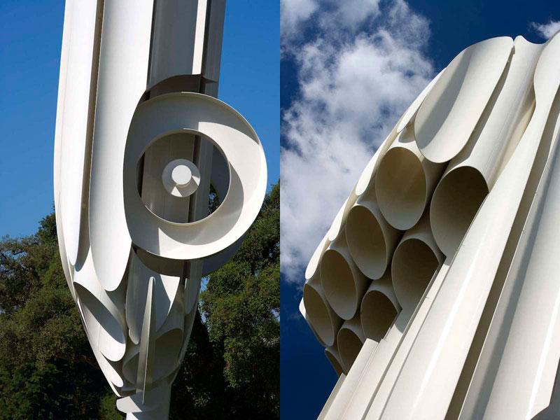 goodwood festival of speed sculptures by gerry judah (16)