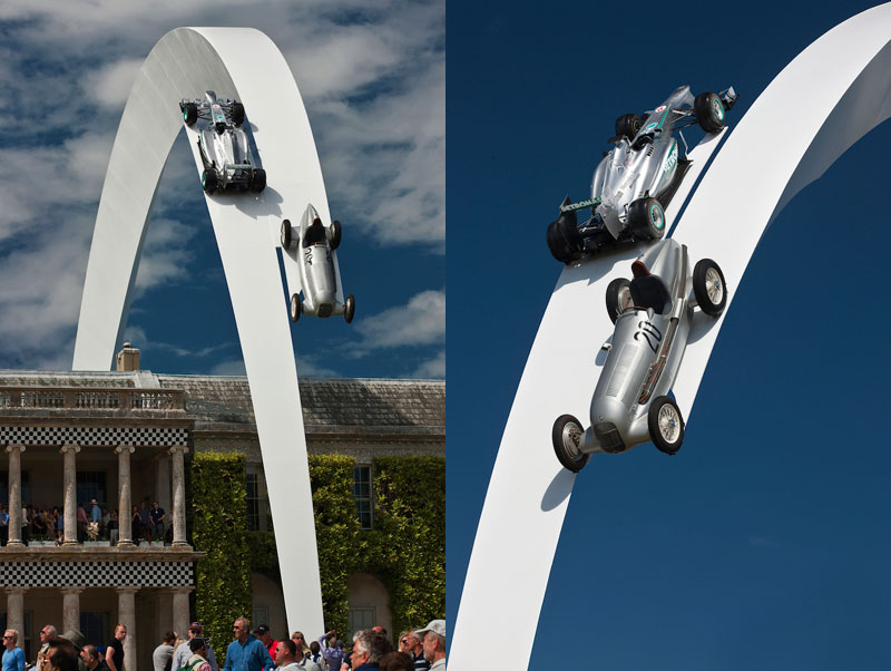 goodwood festival of speed sculptures by gerry judah (2)