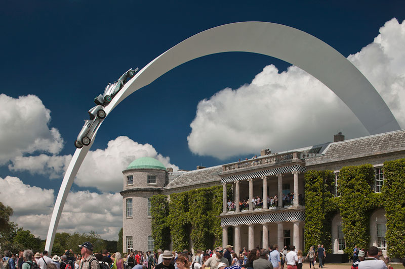 goodwood festival of speed sculptures by gerry judah (3)