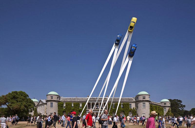 goodwood festival of speed sculptures by gerry judah (4)