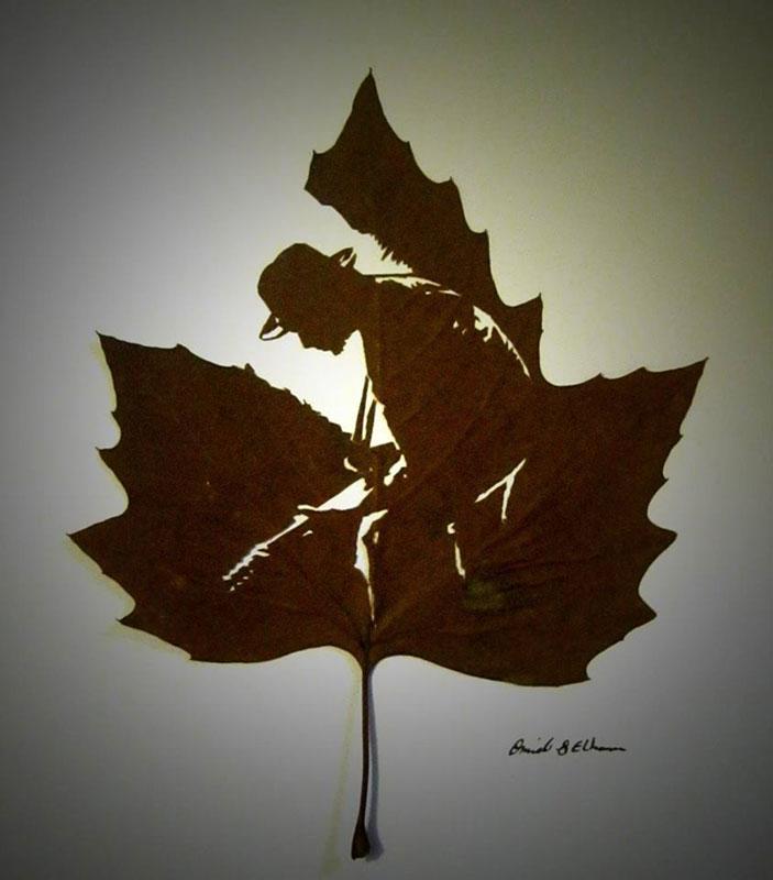 leaf cut art by omad asadi (9)