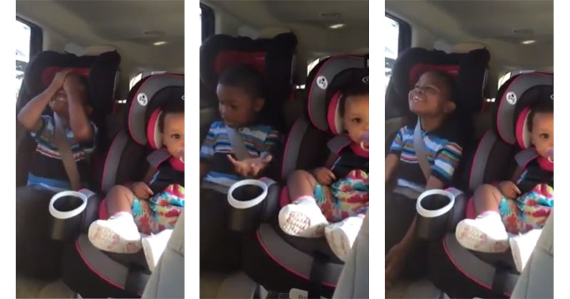 Young Boy Eloquently Explains Why He's Upset His Mom is Pregnant