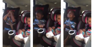 Young Boy Eloquently Explains Why He's Upset His Mom isPregnant