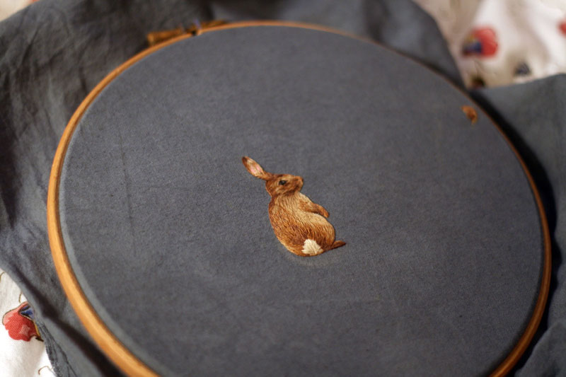 miniature animal embroideries by chloe giordano (5)