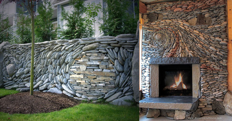the most amazing stone walls you will see today twistedsifter. Black Bedroom Furniture Sets. Home Design Ideas