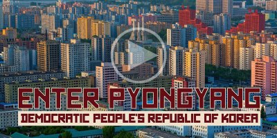 A Timelapse Tour of North Korea Like You've Never Seen