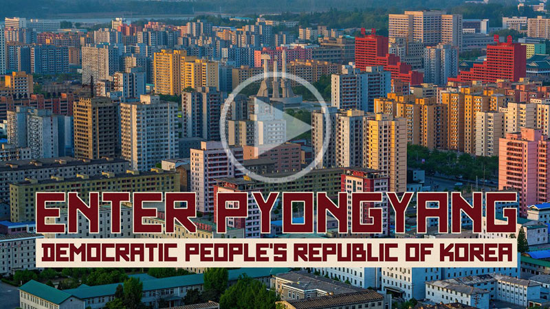 A Timelapse Tour of North Korea Like You've NeverSeen
