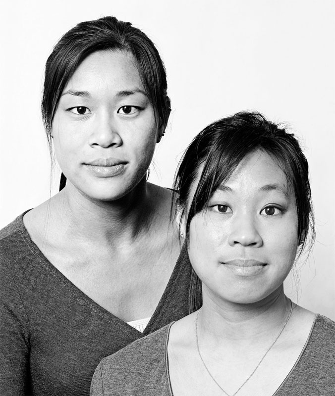 portraits of unrelated twins doppelgangers francois brunelle (7)