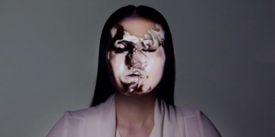 This Is Real-Time Face Tracking and Projection Mapping