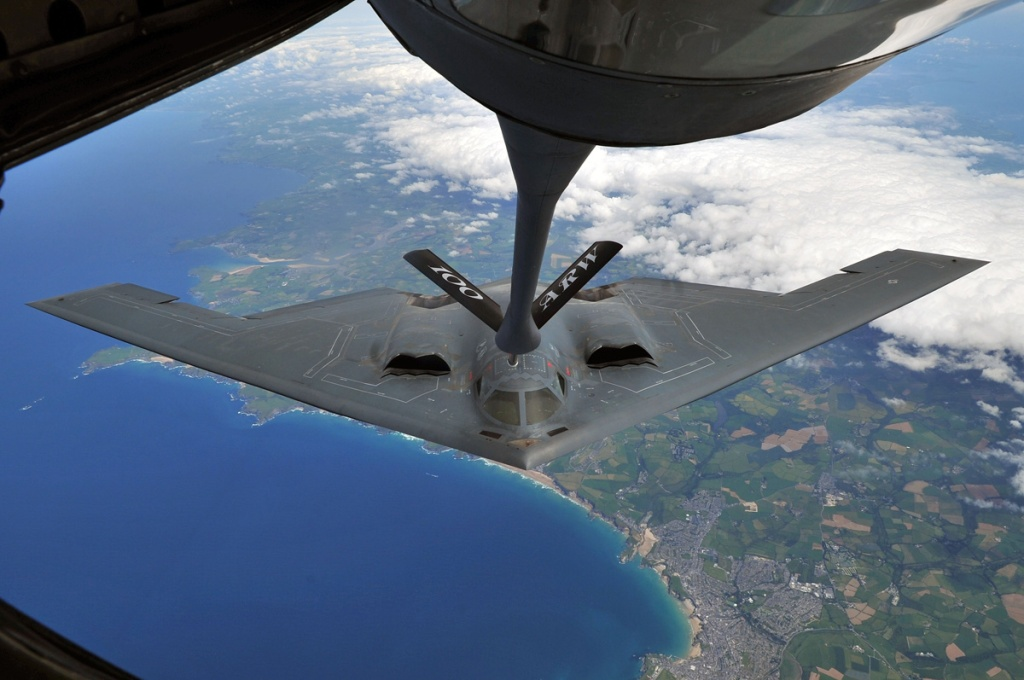 Picture of the Day: Aerial Refuel