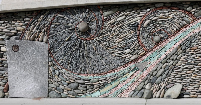 Art Stone Walls : The most amazing stone walls you will see today «twistedsifter